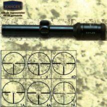 Kahles Helia Compact céltávcső, C1,1-4x24