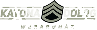Katonadolog Webáruház