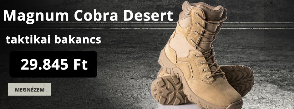 Magnum cobra desert