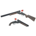Atlas G-Shoot 4Matic hosszú gumilövedékes puska 2