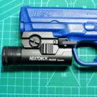 Nextorch WL10X Executor pisztolylampa 2
