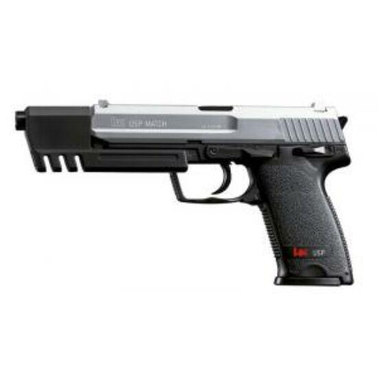 USP Match rugós, 0,5J rugós airsoft pisztoly