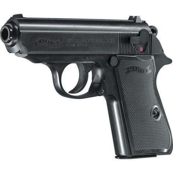 Walther PPK/S fém szánnal , rugós airsoft pisztoly