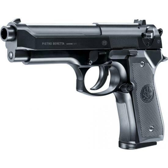 Beretta M92FS HME rugós airsoft pisztoly, fém szánnal