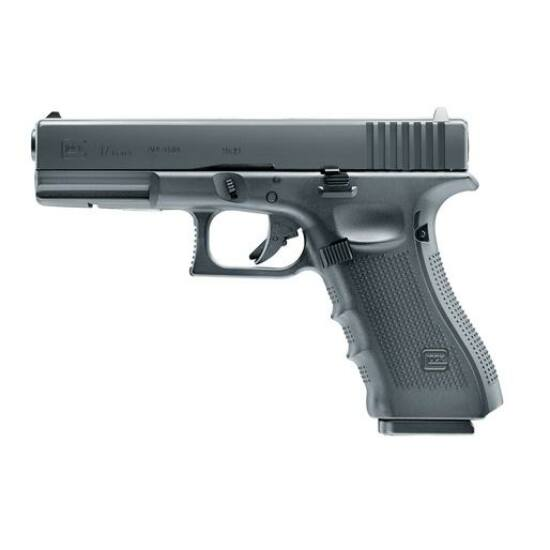 Glock 17 Gen4 CO2 airsoft pisztoly