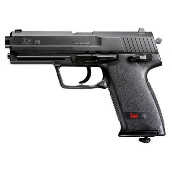 HK P8 CO2 airsoft pisztoly