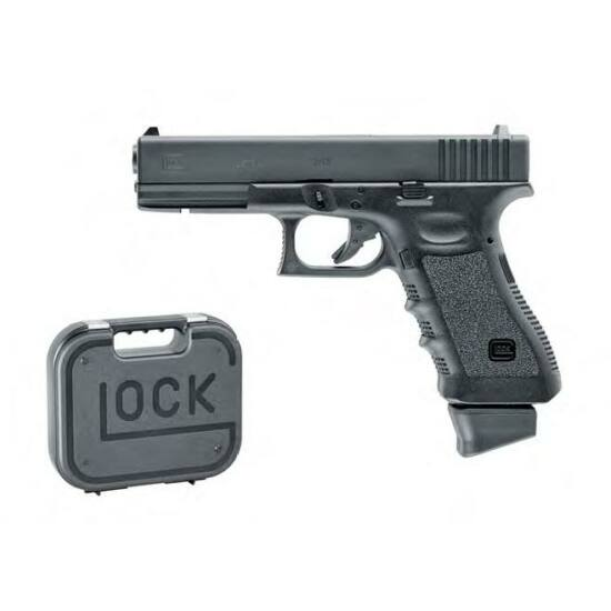 Glock 17 Deluxe Co2 airsoft
