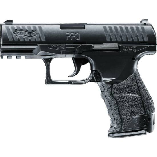 Walther PPQ Navy Kit rugós airsoft fegyver