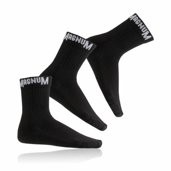 Magnum Base Pack zokni, 3 pár