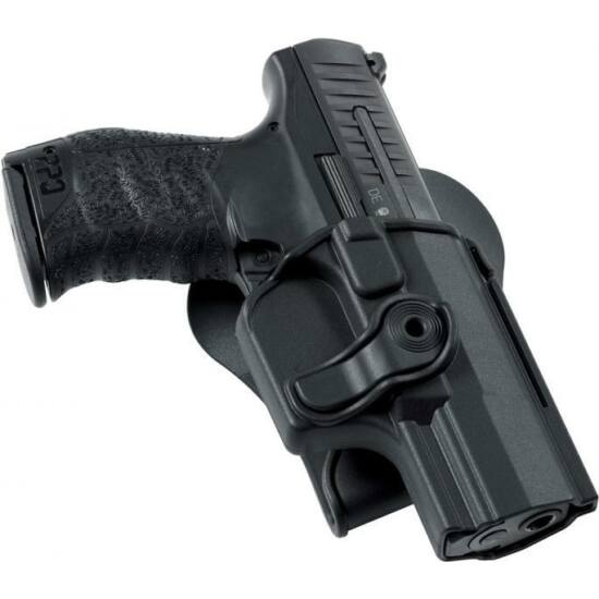 Műanyag pisztolytok Walther