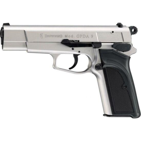 Browning GPDA 9 9mm PAK nikkel gázpisztoly