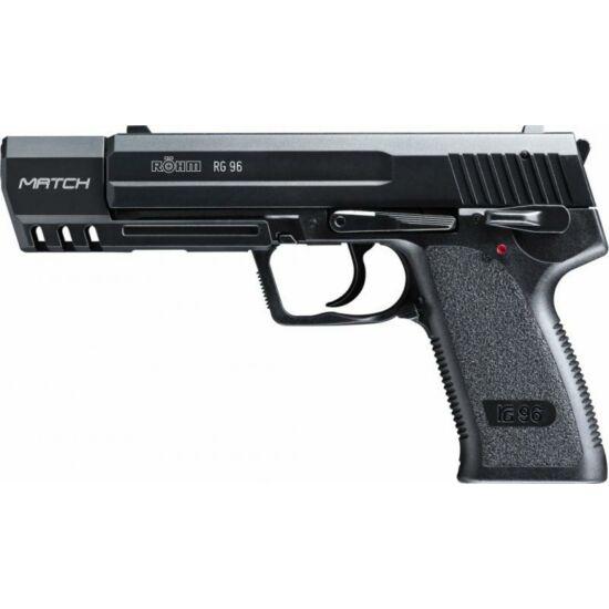 Röhm RG96 Match gázpisztoly 9mm PAK