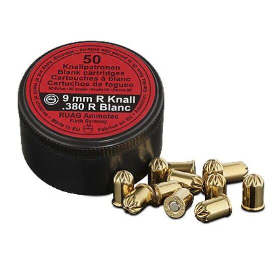 Ruag 9mm R Knall Nitro riasztó töltény