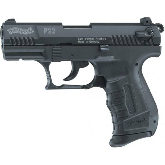 Walther P22 gázpisztoly 9mm PAK