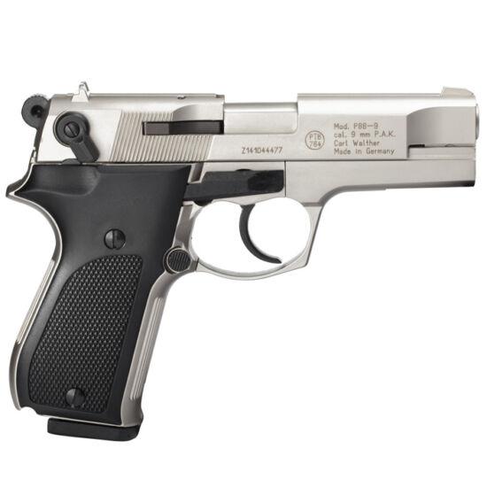 Walther P88 gázpisztoly Nikkel 9mm PAK