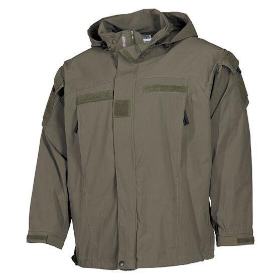 US Softshell bevetési dzseki, XXL-es méret, zöld