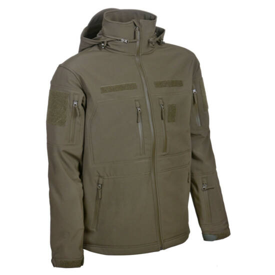 Gurkha Tactical Bravo softshell dzsek