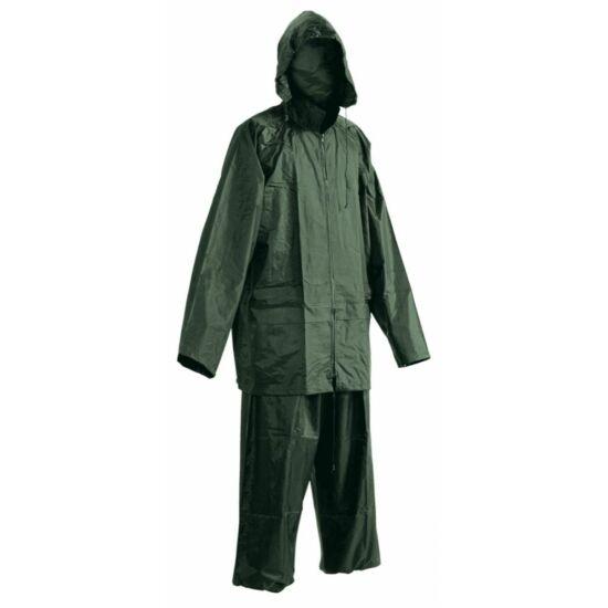 Esővédő öltöny
