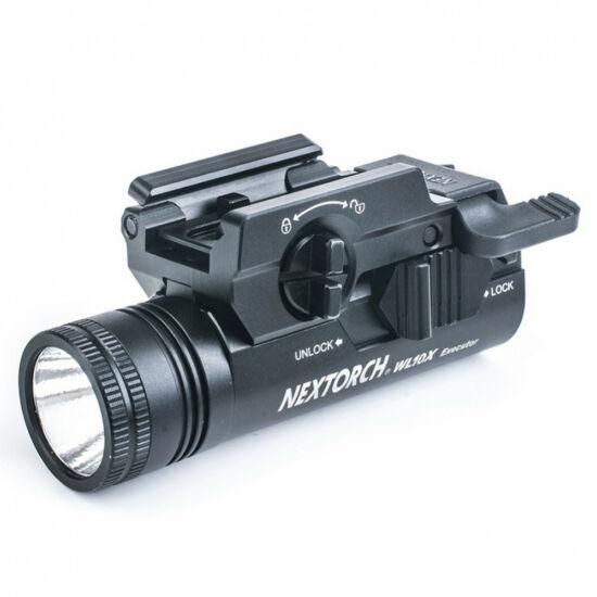 Nextorch WL10X Executor pisztolylampa