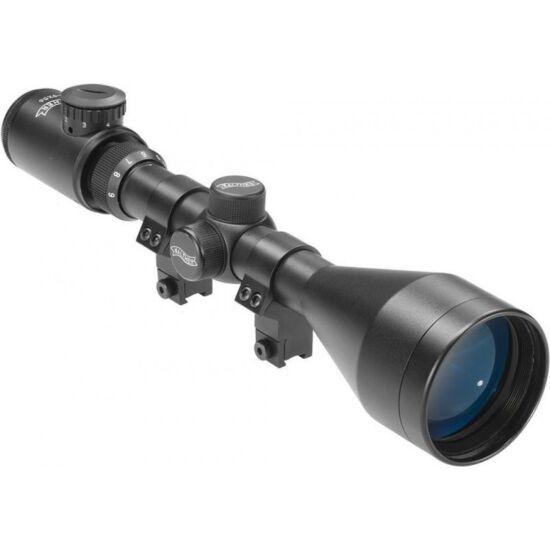 3-9x56 Walther távcsõ + 9-11mm szerelék