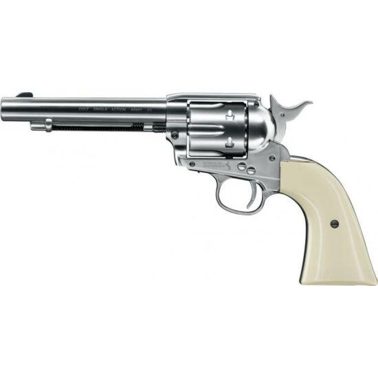Colt Single Action Army 45 nikkel 4,5mmBB légpisztoly