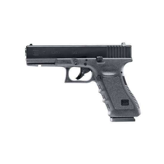 Glock 17 Co2 Blowback légpisztoly 4,5 mm