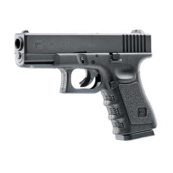 Glock 19 Co2 légpisztoly 4,5 mm BB