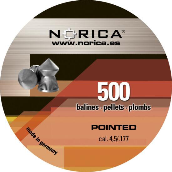 Norica Pointed 4,5 mm Léglövedék
