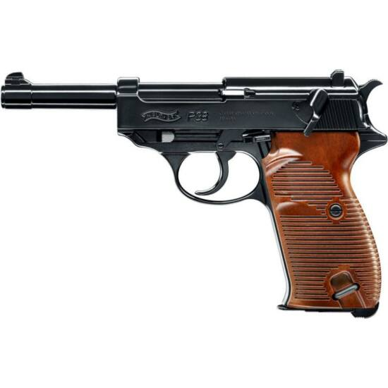 Walther P38 CO2 légpisztoly 4,5mmBB