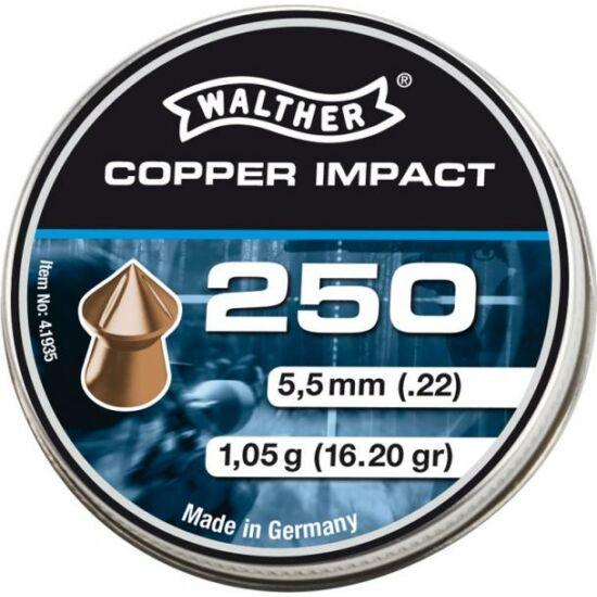 Walther Copper Impact 5,5 mm lövedék