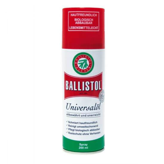 Ballistol fegyverolaj spray 200ml
