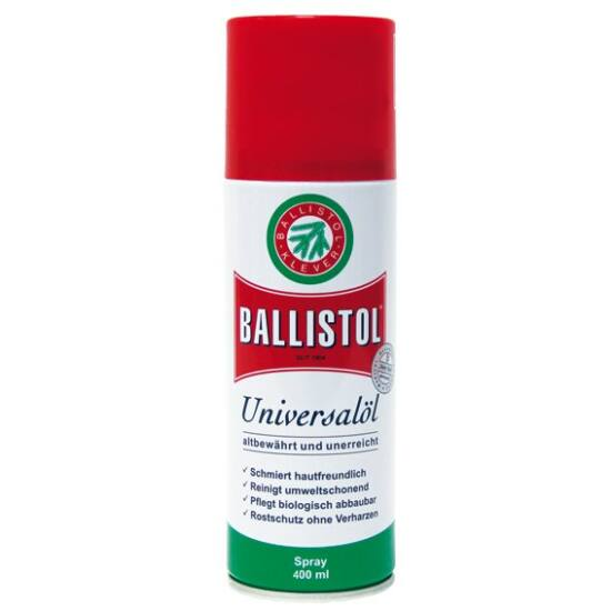 Ballistol fegyverolaj spray 400ml