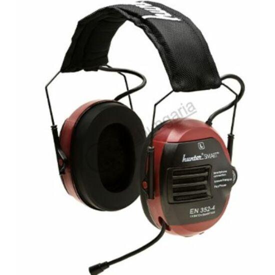 Hunter Electronic Smart aktív fülvédő és telefonos headset