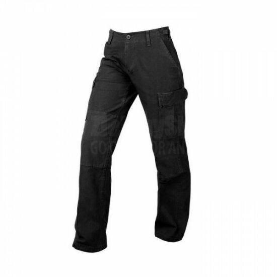 Mil-Tec BDU nadrág női, ripstop, fekete színben