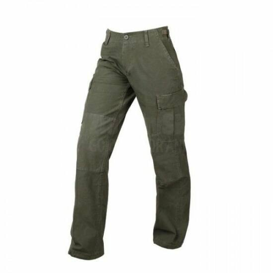 Mil-Tec BDU nadrág női, ripstop, zöld színben, L-es méret