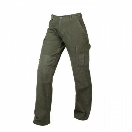 Mil-Tec BDU nadrág női, ripstop, zöld színben