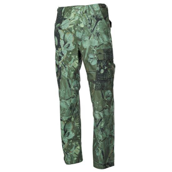 US gyakorló nadrág, ACU Rip Stop vadász zöld színben