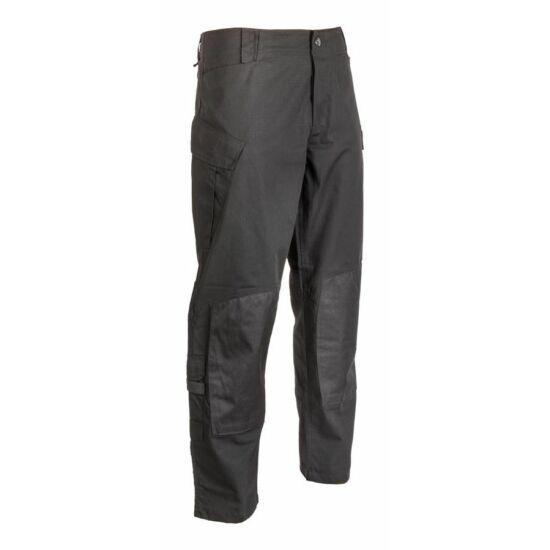 Gurkha Tactical HAU nadrág, fekete, S-es méret