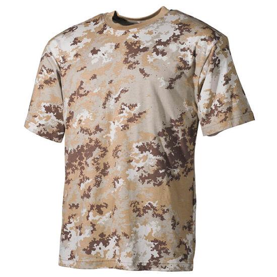 U.S. rövid ujjú póló,vegetato-sivatagi színben