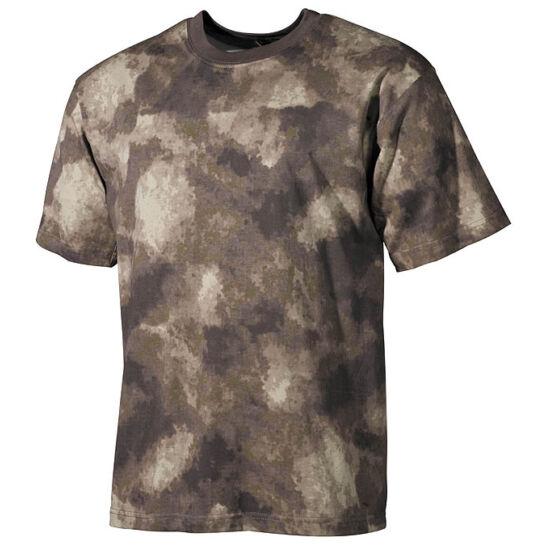 U.S. rövid ujjú póló, HDT terep színben