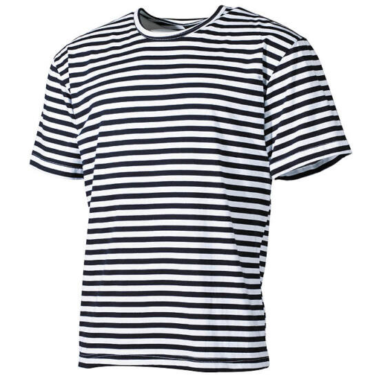 Matróz póló, orosz tengerész mintás