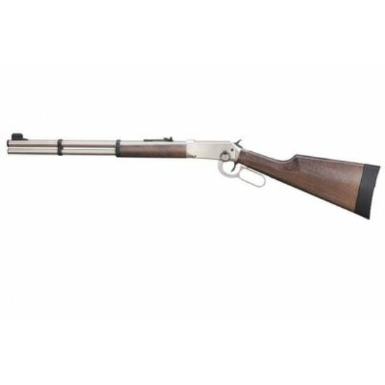 Walther Lever Action Steel Finish Co2 légpuska