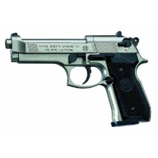 Beretta 92 Co2 légpisztoly, nikkelezett