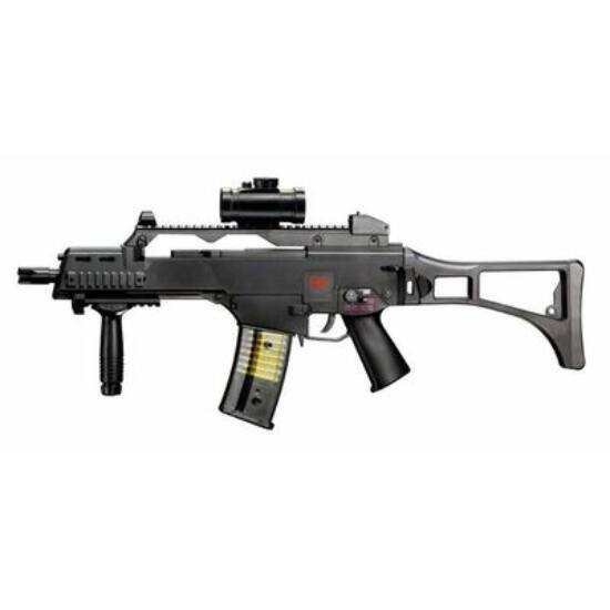 H&K G36 C rugós airsoft fegyver