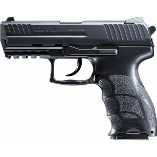 H&K P30 rugós airsoft pisztoly