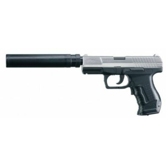 Walther P99 Xtra Kit Elektromos airsoft pisztoly