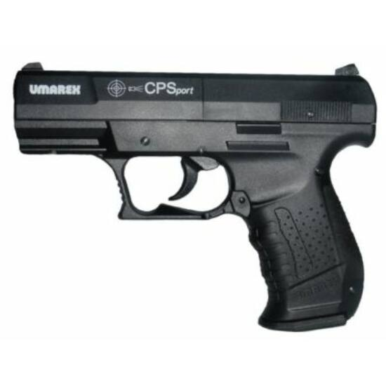 Walther CPS CO2 légpisztoly