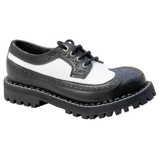 Steel Boots cipő, 3 lyukú, Alcapone