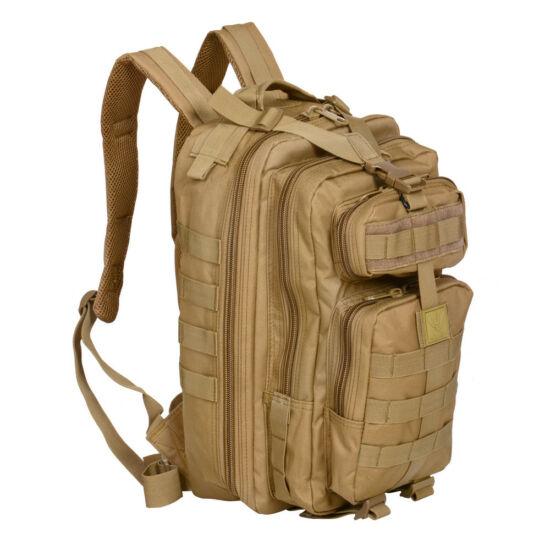 Gurkha Tactical Assault taktikai hátizsák TAN