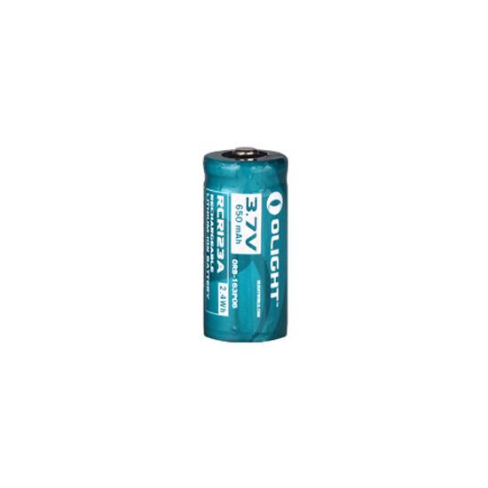 Olight RCR123 Lítium-ion akkumulátor